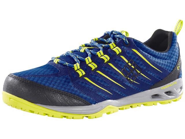 Columbia Ventrailia Razor Shoes Men OutDry super blue / black